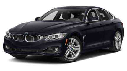 2016 BMW 428 Gran Coupe - 4dr Rear-wheel Drive Hatchback (i w/SULEV)