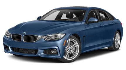 2016 BMW 435 Gran Coupe - 4dr All-wheel Drive Hatchback (i xDrive)