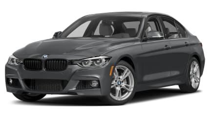 2018 BMW 340 - 4dr Rear-wheel Drive Sedan (i)