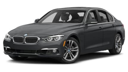 2018 BMW 330e - 4dr Rear-wheel Drive Sedan (iPerformance)