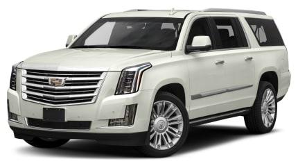 2018 Cadillac Escalade ESV - 4x2 (Platinum)