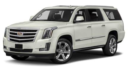 2018 Cadillac Escalade ESV - 4x2 (Premium Luxury)