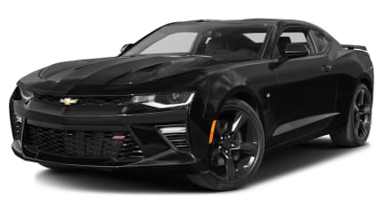 2018 Chevrolet Camaro - 2dr Coupe (1SS)