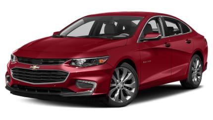 2018 Chevrolet Malibu - 4dr Sedan (Premier)