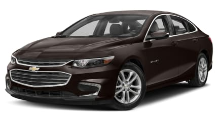 2018 Chevrolet Malibu Hybrid - 4dr Sedan (Base)
