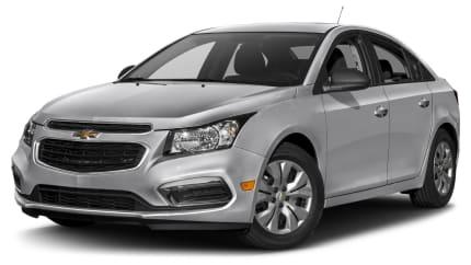 2016 Chevrolet Cruze Limited - 4dr Sedan (L Manual)