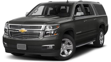2015 Chevrolet Suburban 1500 - 4x2 (LTZ)