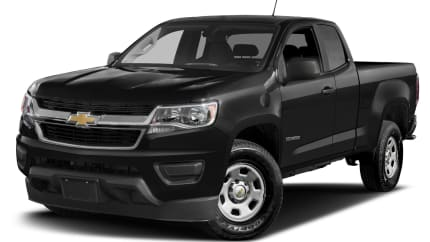 2018 Chevrolet Colorado - 4x2 Extended Cab 6 ft. box 128.3 in. WB (Base)