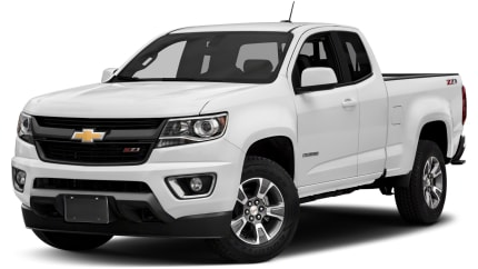 2018 Chevrolet Colorado - 4x2 Extended Cab 6 ft. box 128.3 in. WB (Z71)