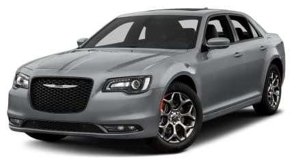 2018 Chrysler 300 - 4dr Rear-wheel Drive Sedan (S)
