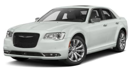 2017 Chrysler 300C - 4dr Rear-wheel Drive Sedan (Base)