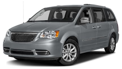 2016 Chrysler Town & Country - Front-wheel Drive LWB Passenger Van (Limited)