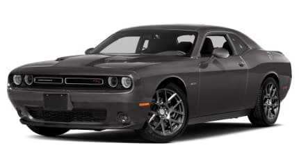 2018 Dodge Challenger - 2dr Rear-wheel Drive Coupe (R/T)