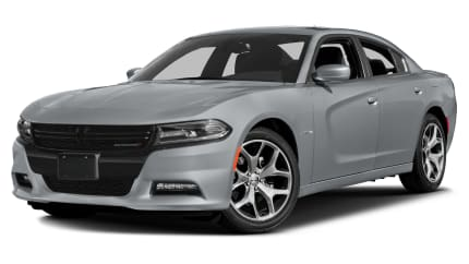 2018 Dodge Charger - 4dr Rear-wheel Drive Sedan (R/T)