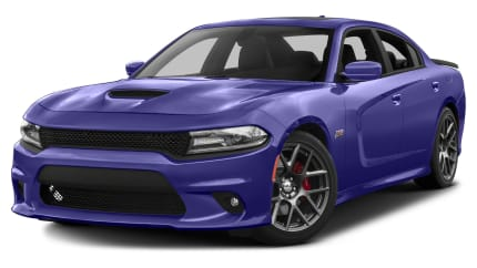 2018 Dodge Charger - 4dr Rear-wheel Drive Sedan (R/T 392)