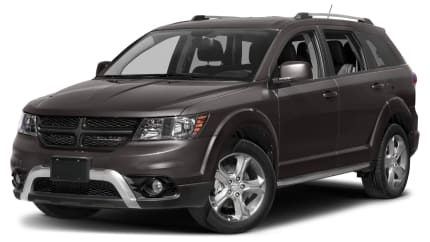 2018 Dodge Journey - 4dr Front-wheel Drive (Crossroad)