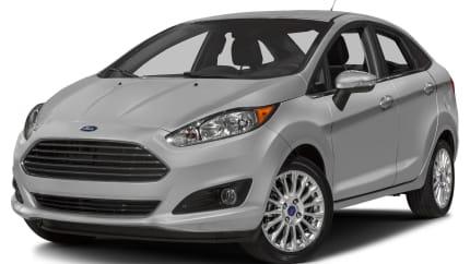 2018 Ford Fiesta - 4dr Sedan (Titanium)