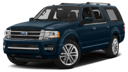2017 Ford Expedition EL - 4dr 4x2 (Limited)
