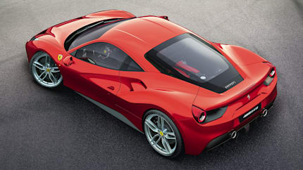 2016 Ferrari 488 GTB - 2dr Coupe (Base)