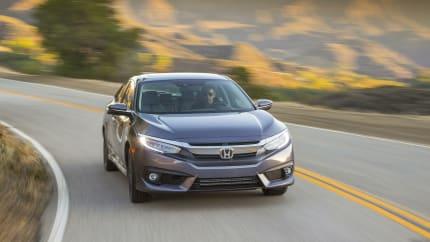 2018 Honda Civic - 4dr Sedan (LX)