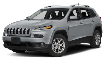 2018 Jeep Cherokee - 4dr Front-wheel Drive (Latitude)