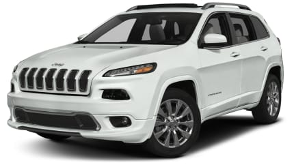 2018 Jeep Cherokee - 4dr Front-wheel Drive (Overland)
