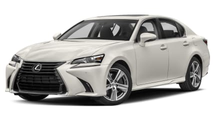 2017 Lexus GS 350 - 4dr Rear-wheel Drive Sedan (Base)