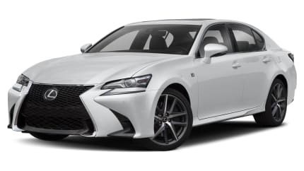 2017 Lexus GS 350 - 4dr Rear-wheel Drive Sedan (F Sport)