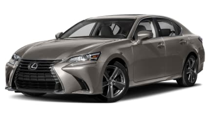 2018 Lexus GS 300 - 4dr Rear-wheel Drive Sedan (Base)