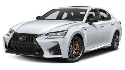 2018 Lexus GS F - 4dr Rear-wheel Drive Sedan (Base)