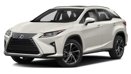 2018 Lexus RX 450h - 4dr All-wheel Drive (Base)