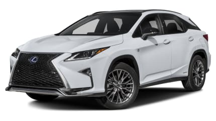 2018 Lexus RX 450h - 4dr All-wheel Drive (F Sport)