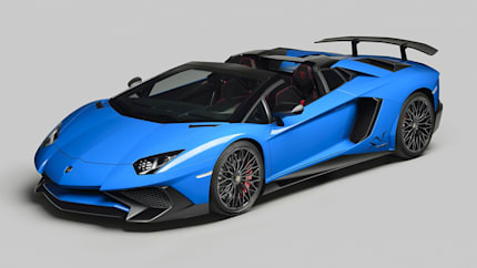 2017 Lamborghini Aventador - 2dr All-wheel Drive Roadster (LP750-4 Superveloce)