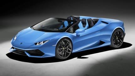 2018 Lamborghini Huracan - 2dr All-wheel Drive Spyder (LP610-4S)