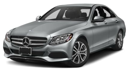 2018 Mercedes-Benz C-Class - C 300 Rear-wheel Drive Sedan (Base)