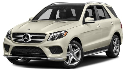 2017 Mercedes-Benz GLE 400 - GLE 400 4dr All-wheel Drive 4MATIC Sport Utility (Base)
