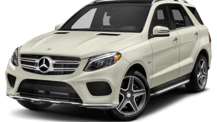 2017 Mercedes-Benz GLE 550e - GLE 550e 4dr All-wheel Drive 4MATIC Sport Utility (Base)