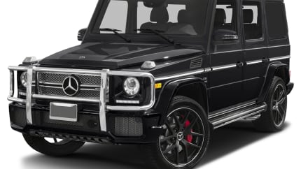 2018 Mercedes-Benz AMG G 65 - AMG G 65 4dr All-wheel Drive (Base)