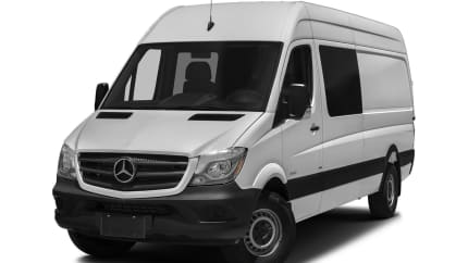 2018 Mercedes-Benz Sprinter 2500 - Sprinter 2500 Crew Van 144 in. WB Rear-wheel Drive (Standard Roof V6)