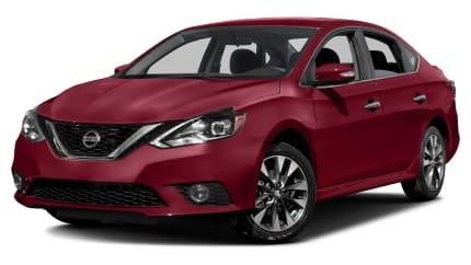 2017 Nissan Sentra - 4dr Sedan (SR)