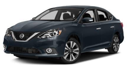 2017 Nissan Sentra - 4dr Sedan (SL)
