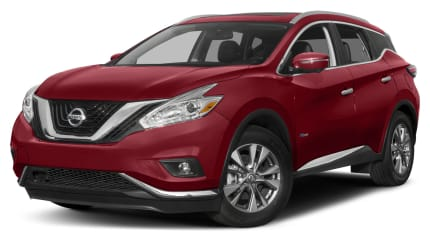2016 Nissan Murano Hybrid - 4dr Front-wheel Drive (SL)