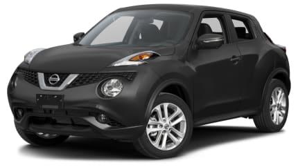 2017 Nissan Juke - 4dr Front-wheel Drive (SL)