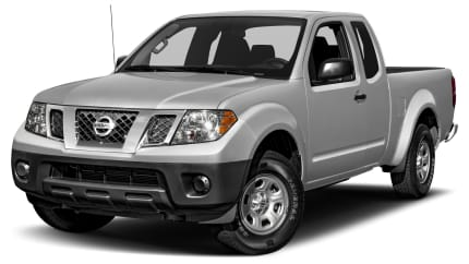 2018 Nissan Frontier - 4x2 King Cab 6 ft. box 125.9 in. WB (S)