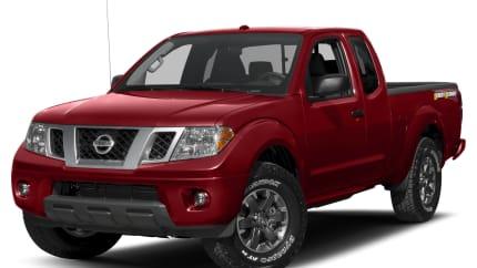 2018 Nissan Frontier - 4x2 King Cab 6 ft. box 125.9 in. WB (Desert Runner)