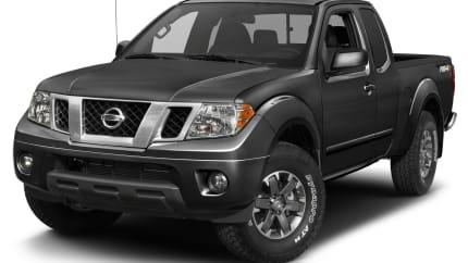 2018 Nissan Frontier - 4x4 King Cab 6 ft. box 125.9 in. WB (PRO-4X)