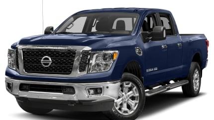 2017 Nissan Titan XD - 4dr 4x2 Crew Cab 6.6 ft. box 151.6 in. WB (SV Diesel)
