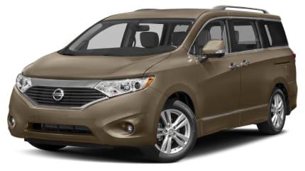 2016 Nissan Quest - Front-wheel Drive Passenger Van (SL)
