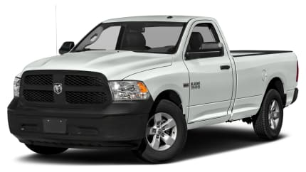 2018 RAM 1500 - 4x2 Regular Cab 120 in. WB (Tradesman/Express)