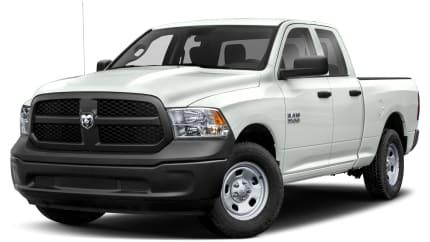 2018 RAM 1500 - 4x2 Quad Cab 140 in. WB (ST)